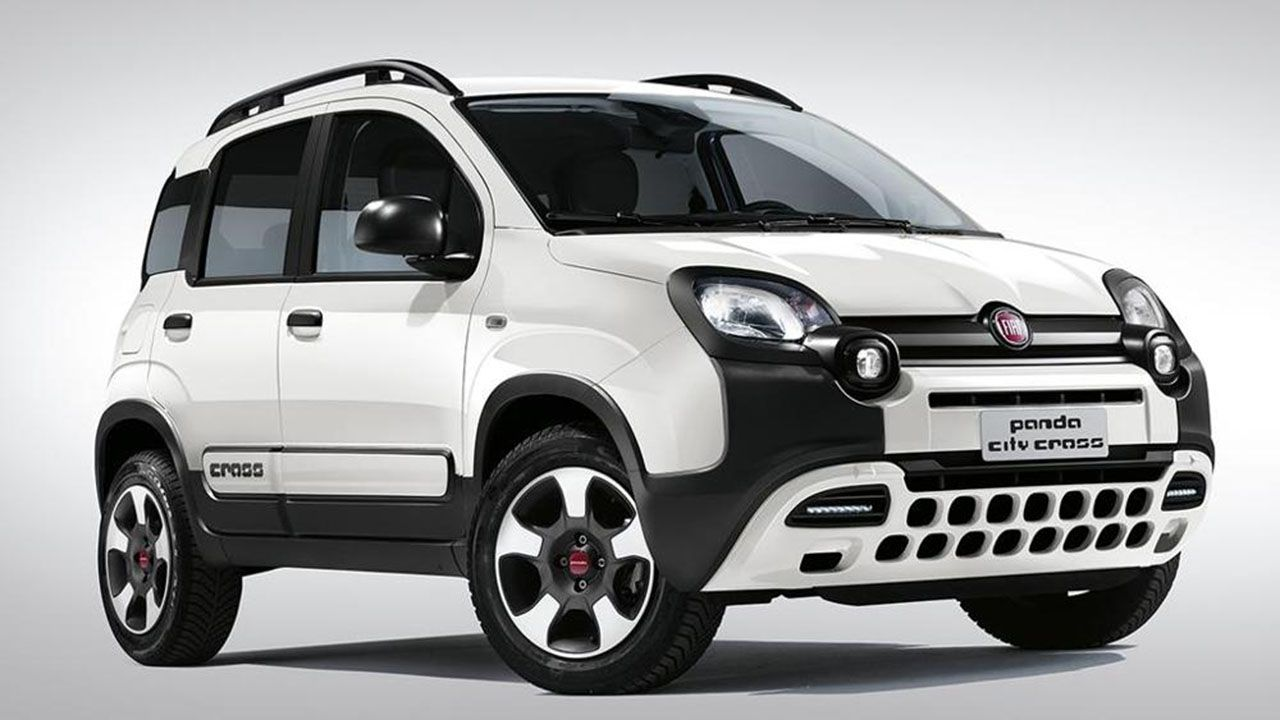 fiat panda arrivano la city cross e altre novit con prezzi da euro. Black Bedroom Furniture Sets. Home Design Ideas