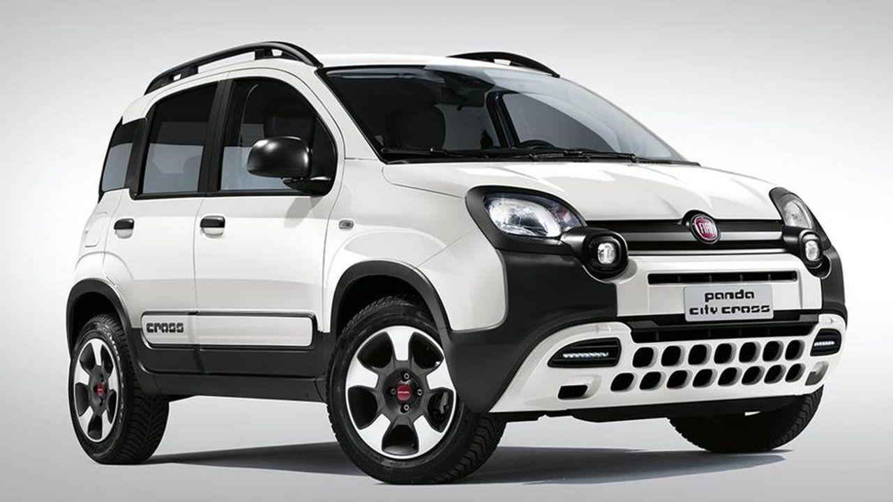 Fiat Panda: arrivano la City Cross e altre novità con prezzi da 7.950 euro
