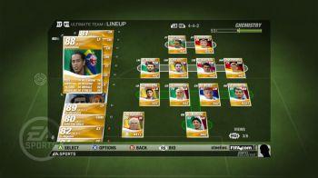 FIFA 09 DLC - Ultimate Team