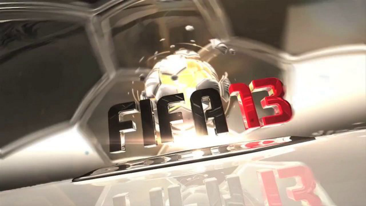 hands on FIFA 13