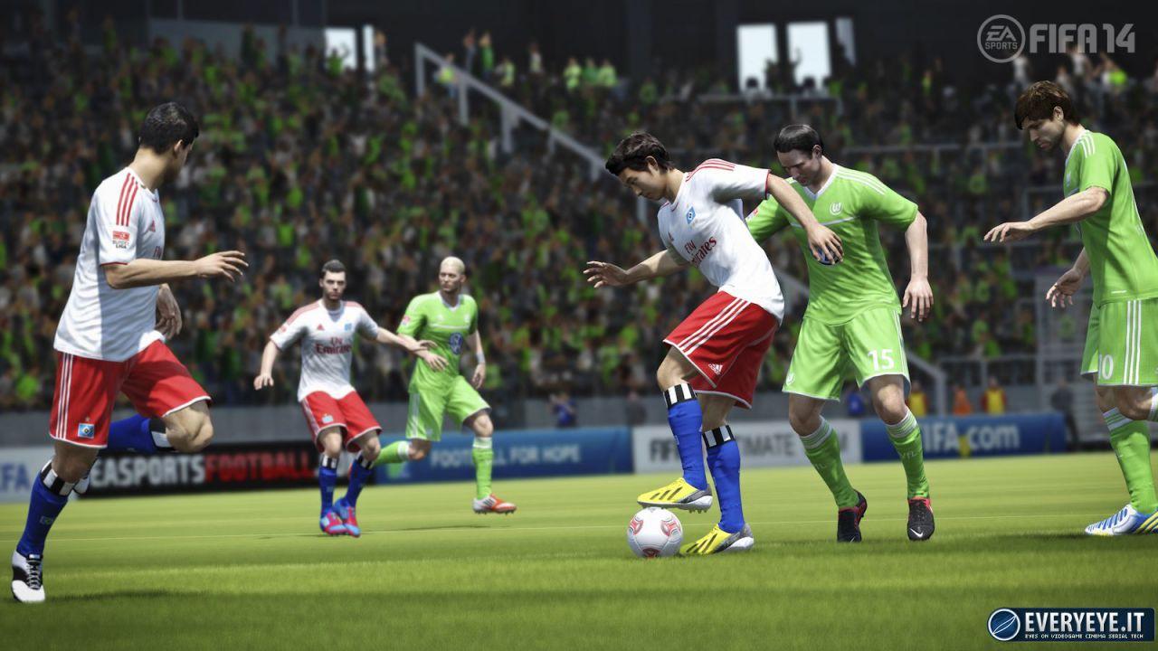 anteprima FIFA 14