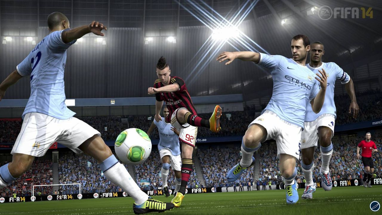 hands on FIFA 14