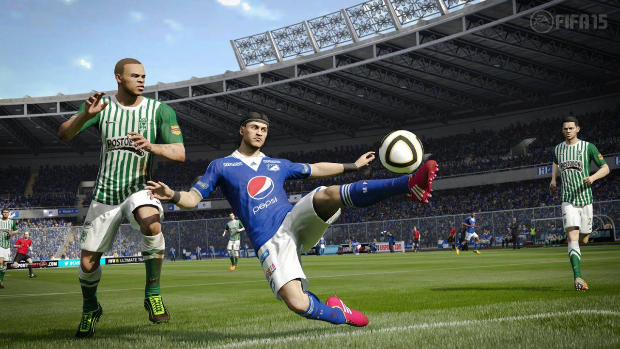anteprima FIFA 15 - Impressioni dall'E3
