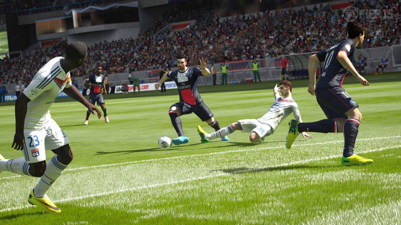 speciale FIFA 15 - Lega Serie A