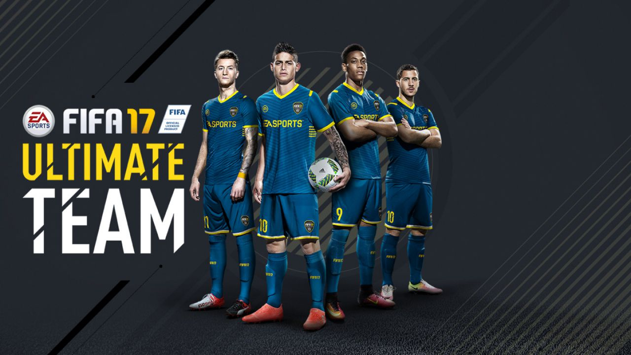 speciale FIFA 17 Ultimate Team (FUT)