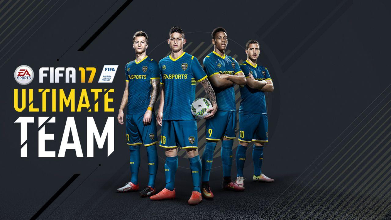 speciale FIFA 17 Ultimate Team (FUT)