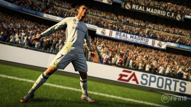 FIFA 18 Demo: provate le modalità Calcio d'Inizio e Il Viaggio Stagione 2