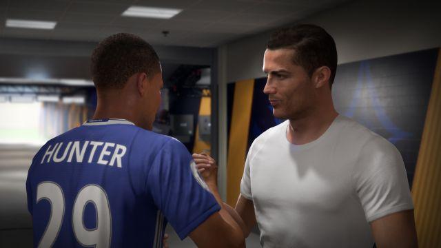 FIFA 18: Il Ritorno di Hunter, provata la modalità Il Viaggio