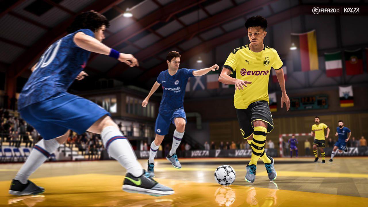 FIFA 20 Volta: guida e trucchi per dominare nel calcio di strada