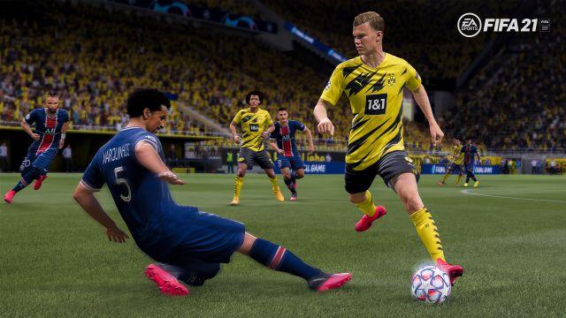 FIFA 21: tutti in campo nella demo del nuovo gioco di calcio EA