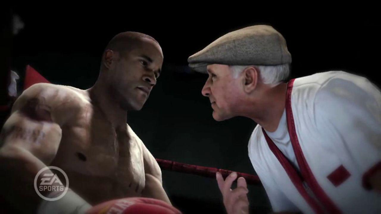 hands on Fight Night Champion