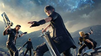 Final Fantasy 15 - Demo Gamescom 2016