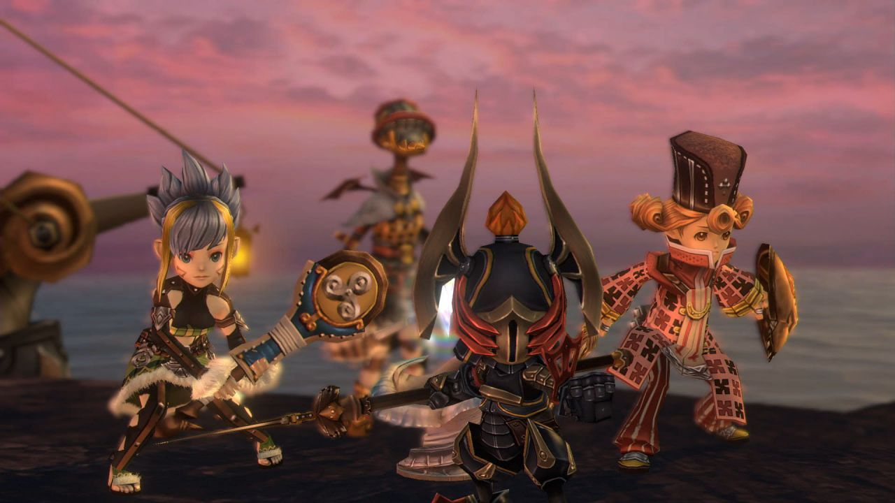 anteprima Final Fantasy Crystal Chronicles: le novità della Remastered Edition