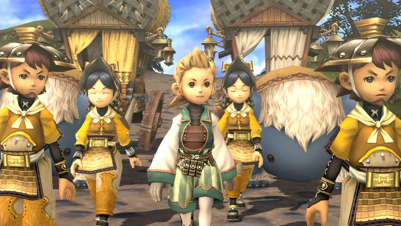 recensione Final Fantasy Crystal Chronicles Remastered Recensione: a caccia di Mirra
