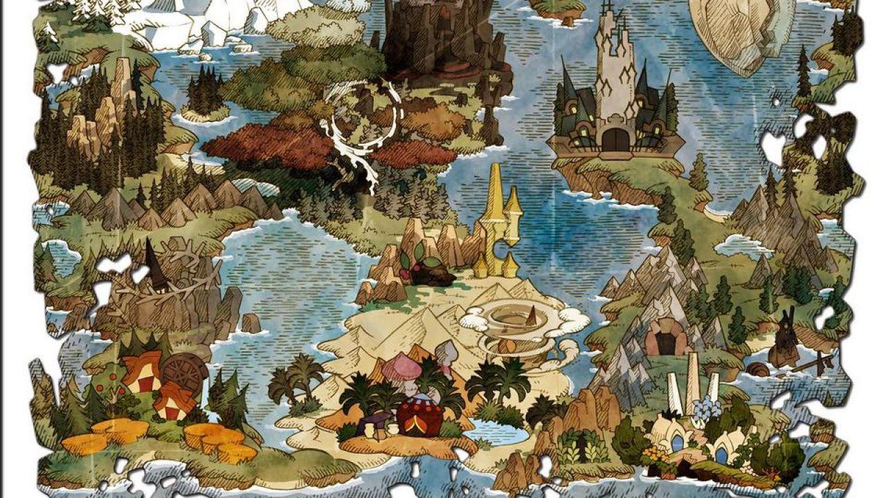 hands on Final Fantasy Gaiden