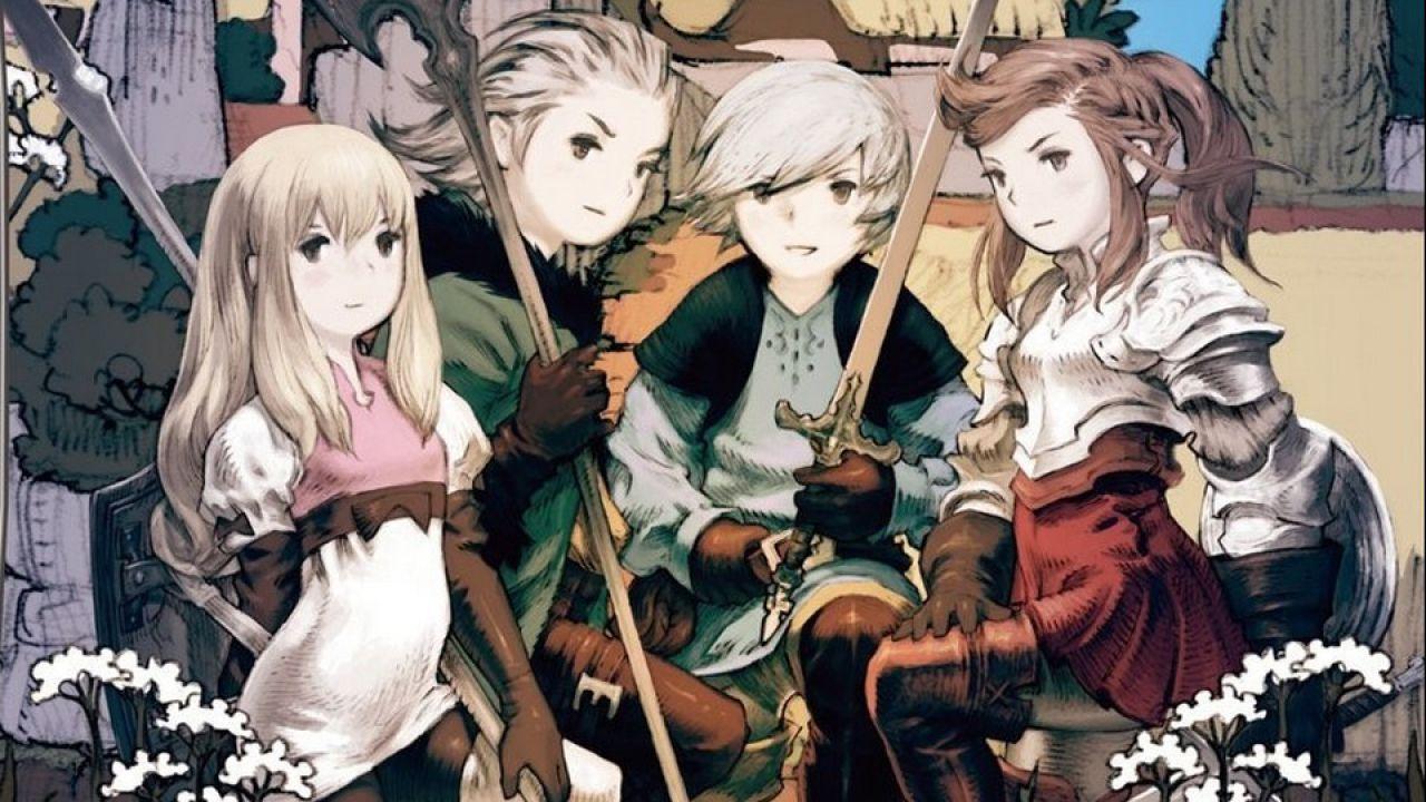 recensione Final Fantasy Gaiden