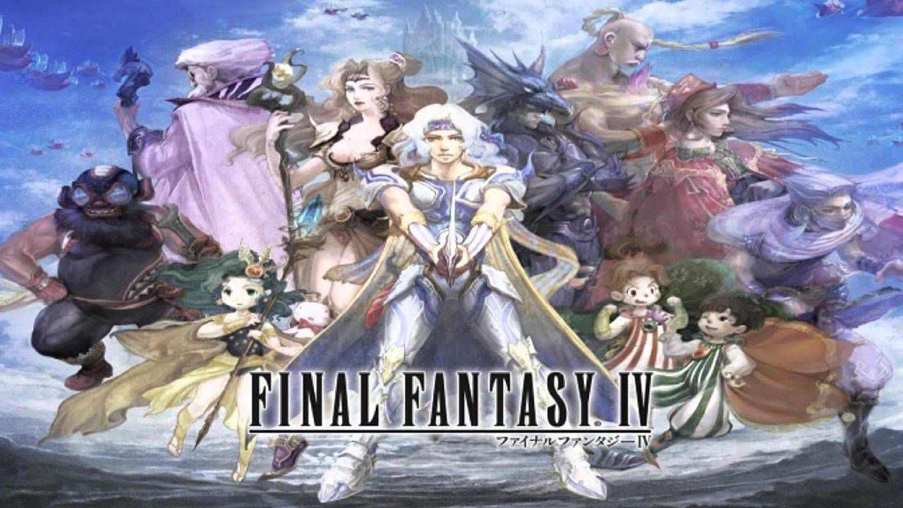 recensione Final Fantasy IV: The After Years