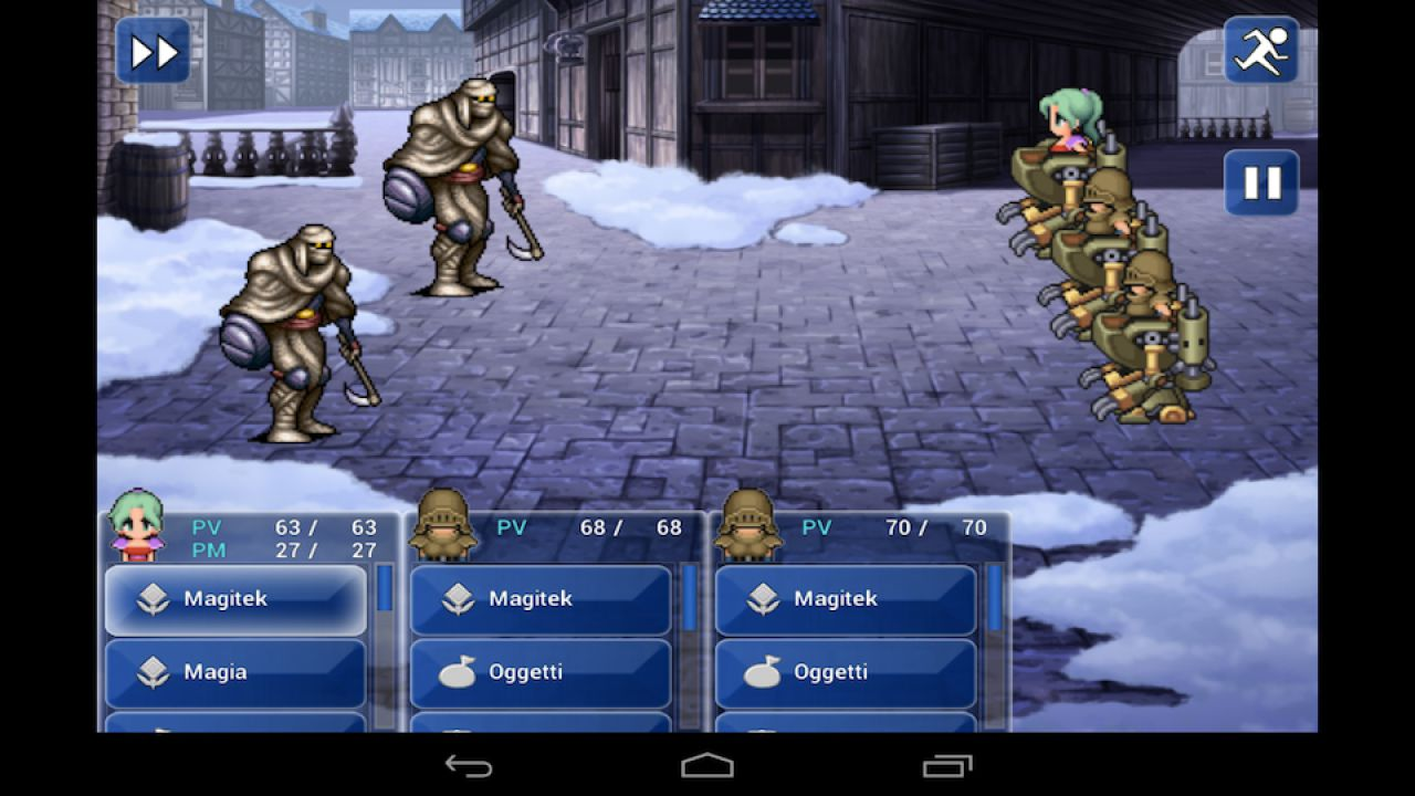 recensione Final Fantasy VI