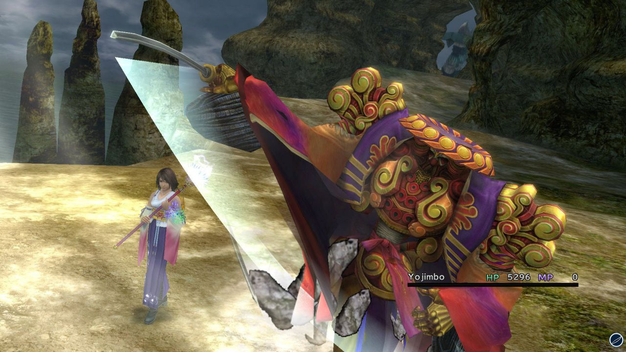 hands on Final Fantasy X X-2 HD Remaster