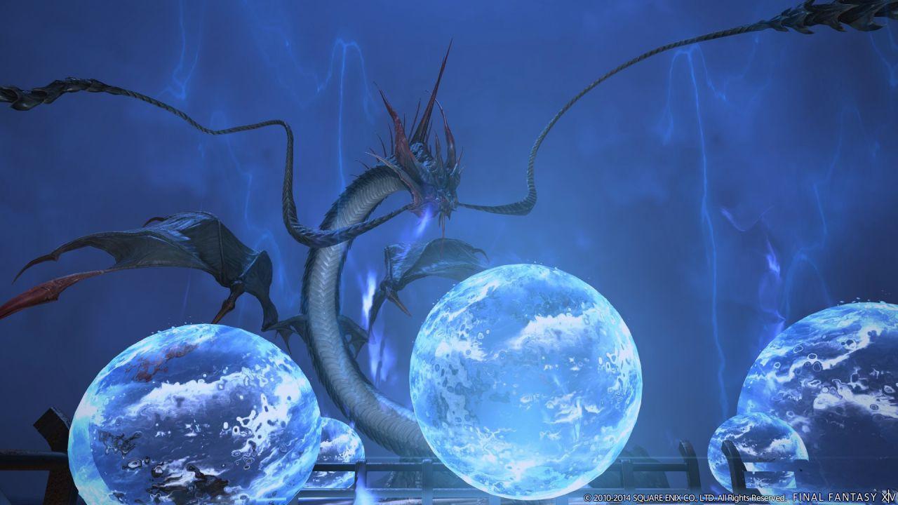 anteprima Final Fantasy XIV: A Realm Reborn