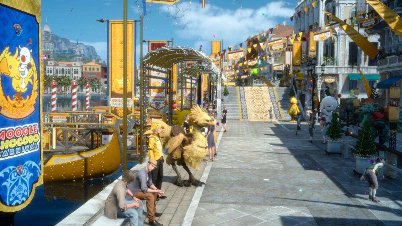 Final Fantasy XV: Carnevale Kupòkuè