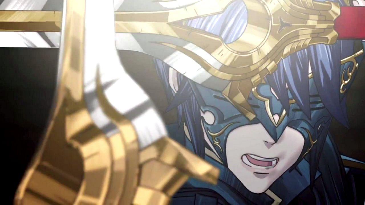 hands on Fire Emblem Awakening
