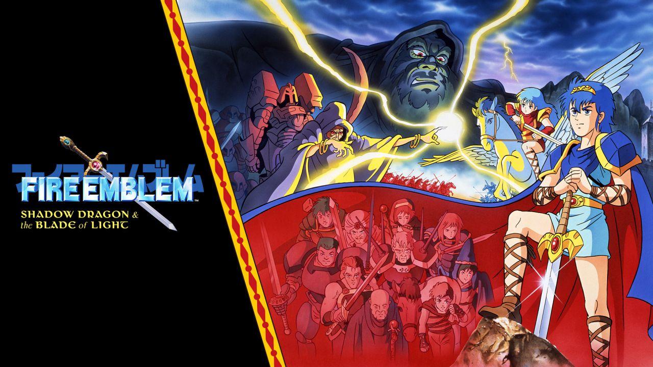 recensione Fire Emblem Shadow Dragon & The Blade of Light Recensione: le origini