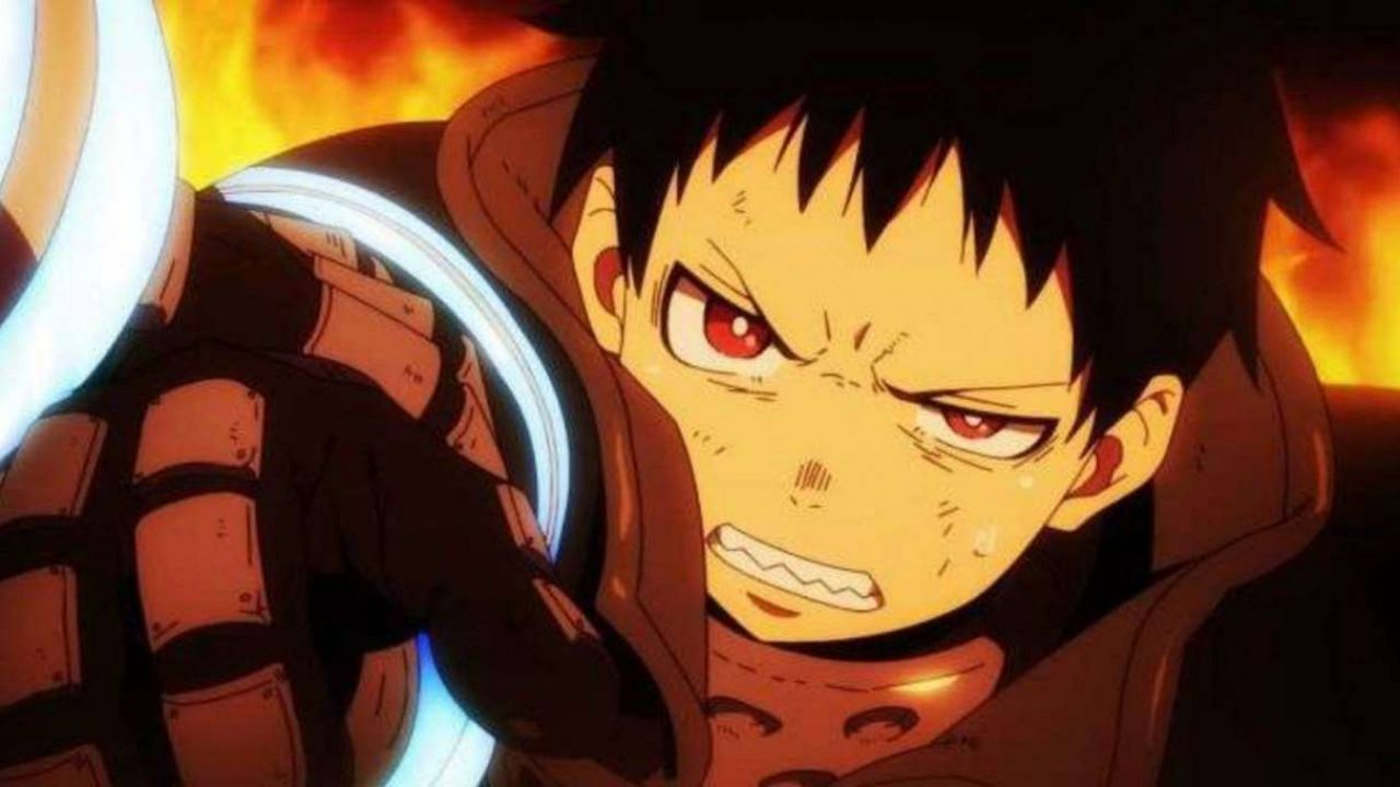 first look Fire Force: prime impressioni sull'anime di David Production