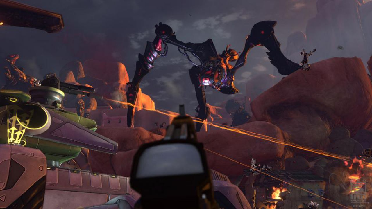 hands on Firefall