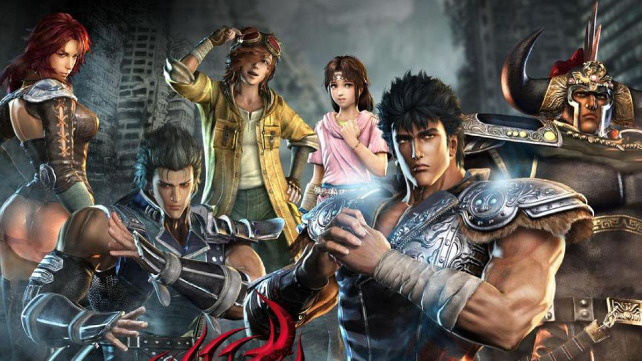 hands on Fist of the North Star