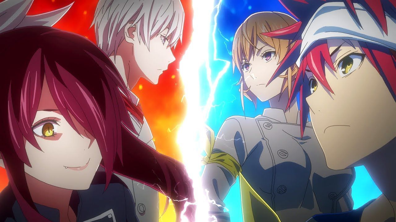 first look Food Wars 4: primo sguardo all'ultima stagione dell'anime