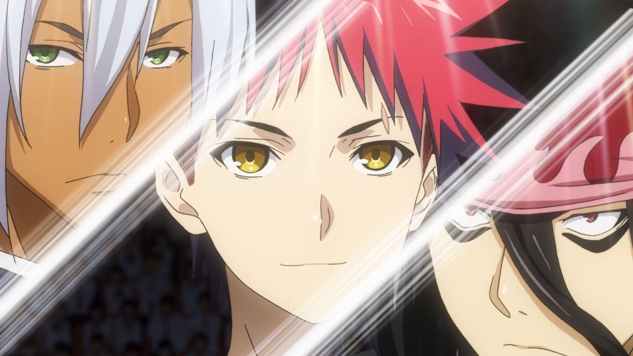 recensione Food Wars, Recensione della seconda stagione dell'anime su Netflix