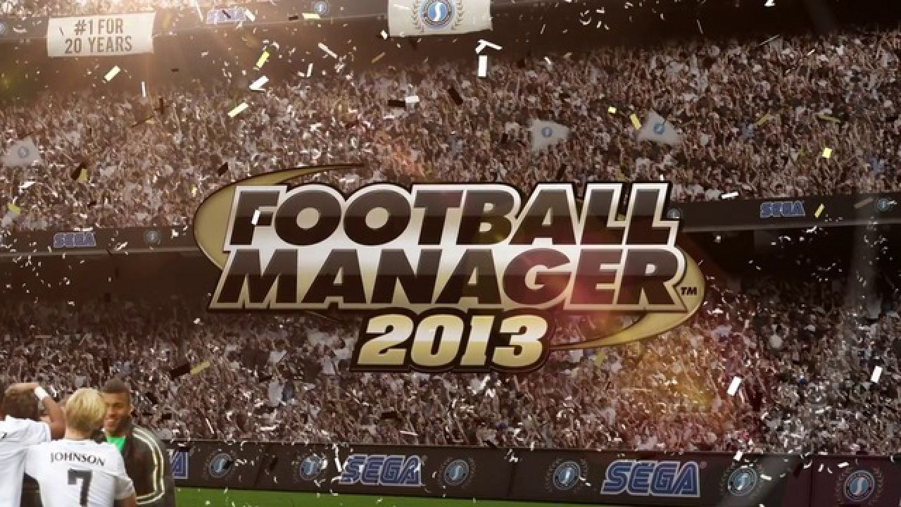 hands on Football Manager 2013