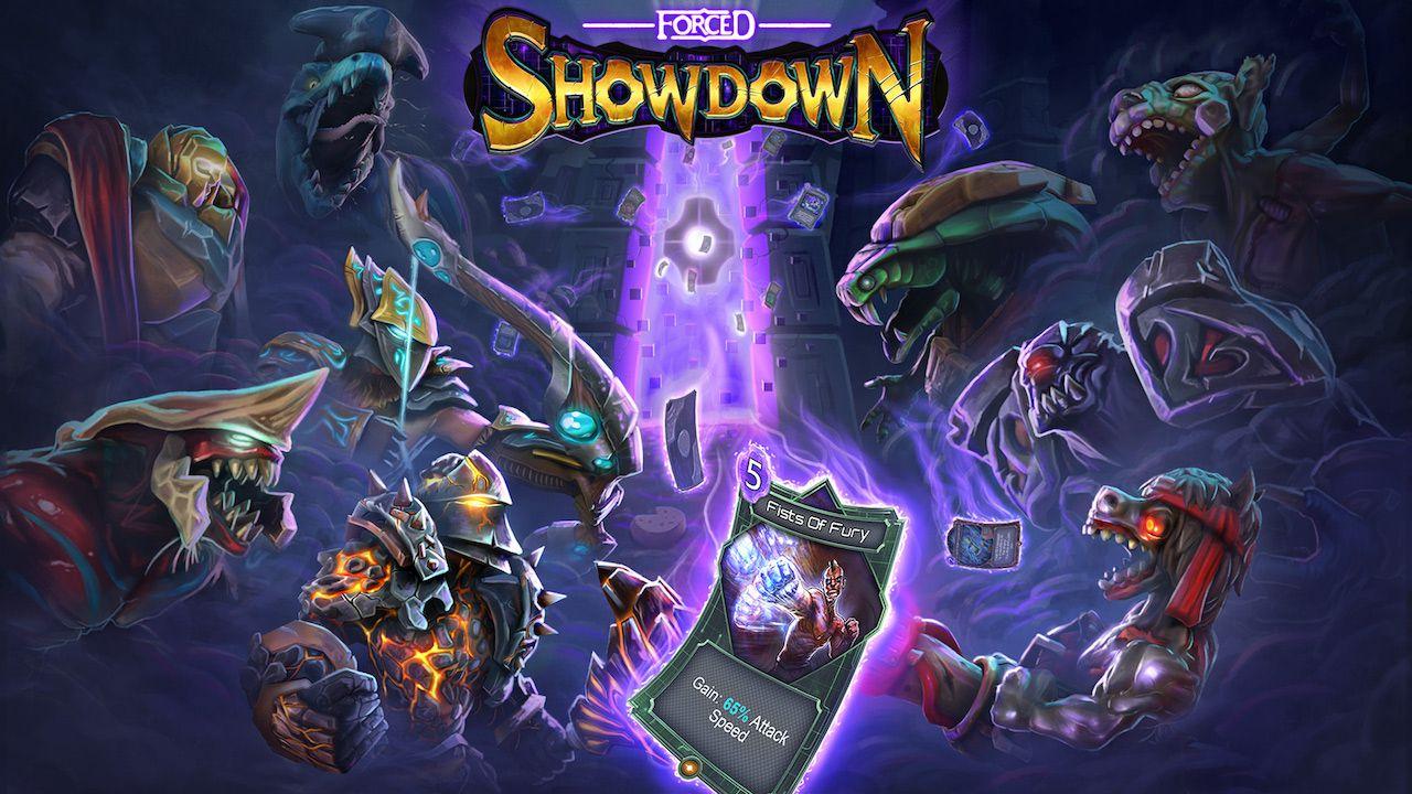recensione Forced Showdown