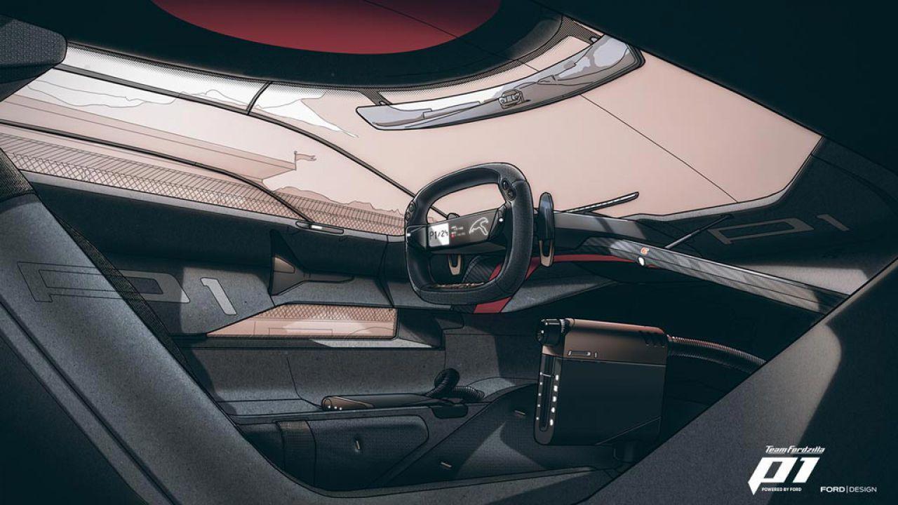 Fordzilla P1: quando il car design incontra il gaming