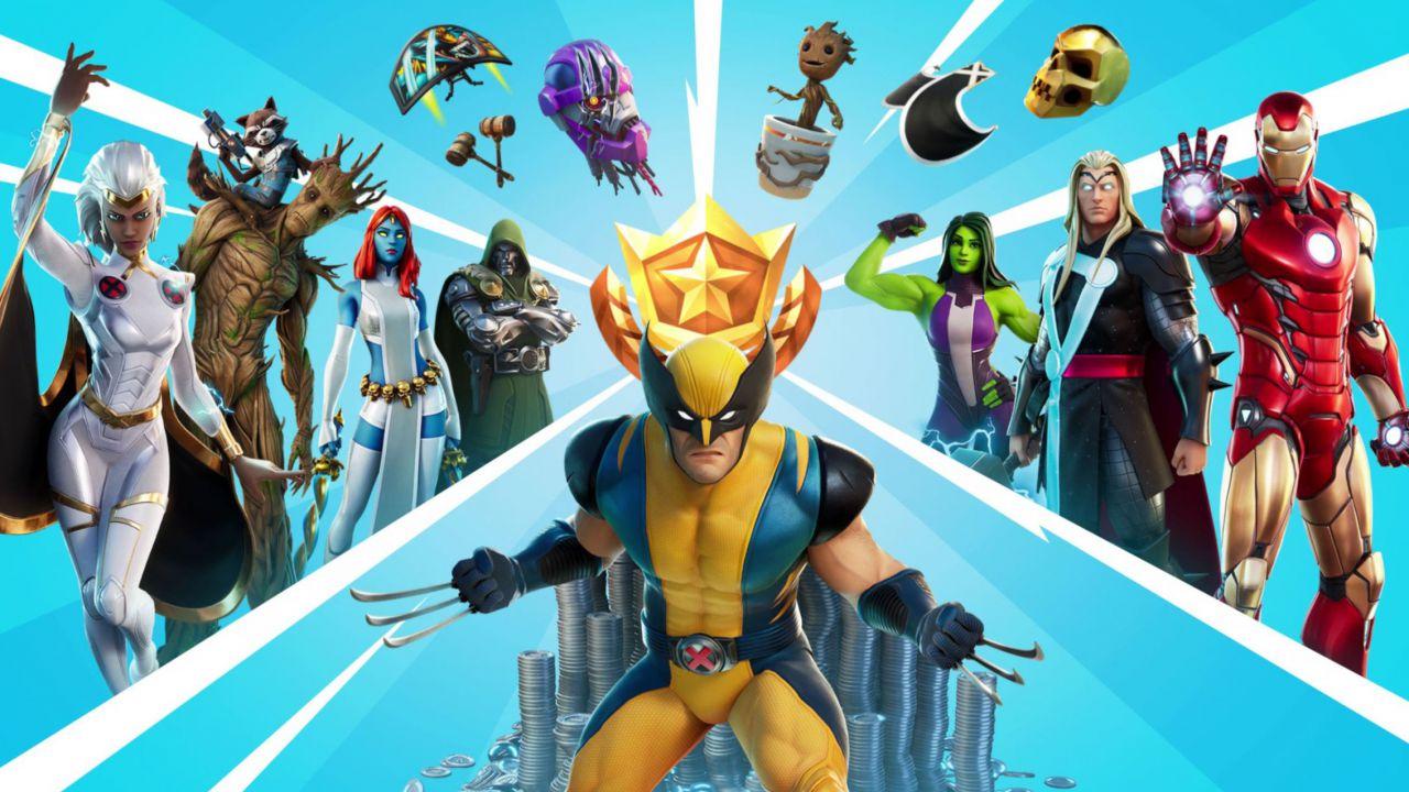 speciale Fortnite Stagione 4: Guerra per il Nexus, arrivano i supereroi Marvel