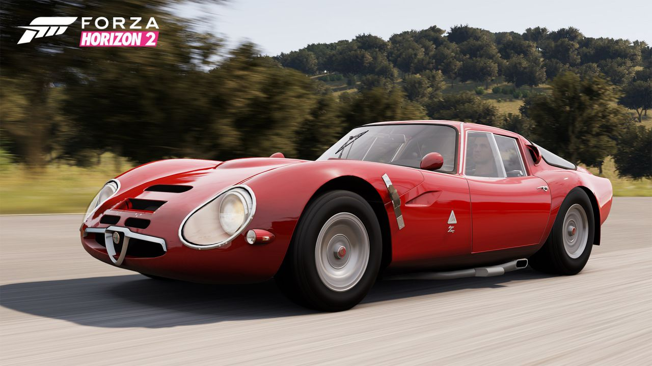 hands on Forza Horizon 2