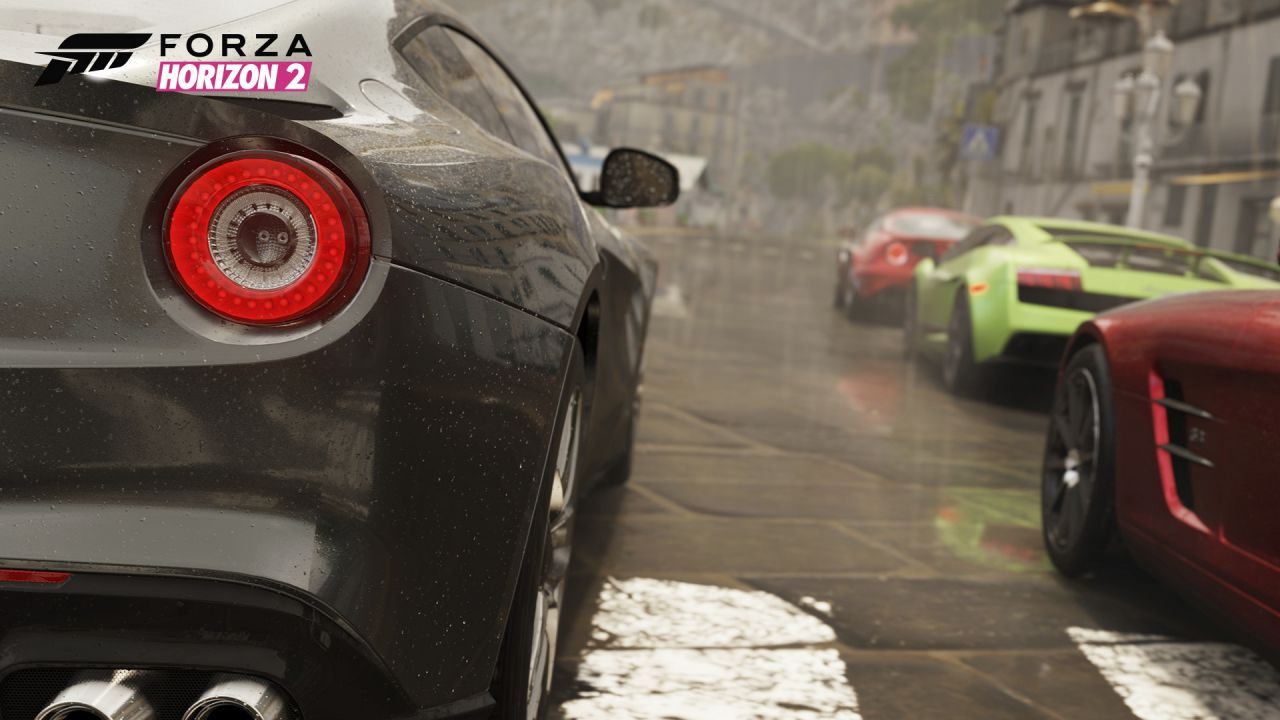 speciale Forza Horizon 2 Photo Mode