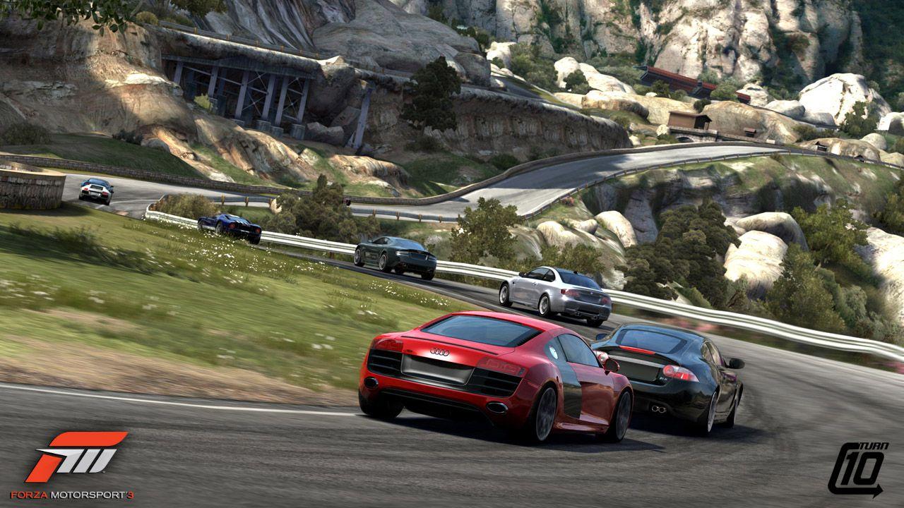 recensione Forza Motorsport 3