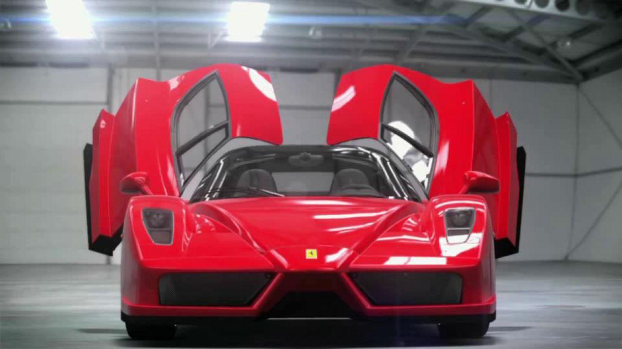 hands on Forza Motorsport 4