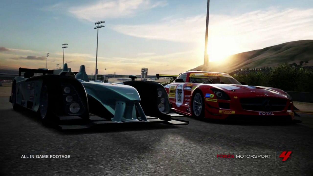 intervista Forza Motorsport 4