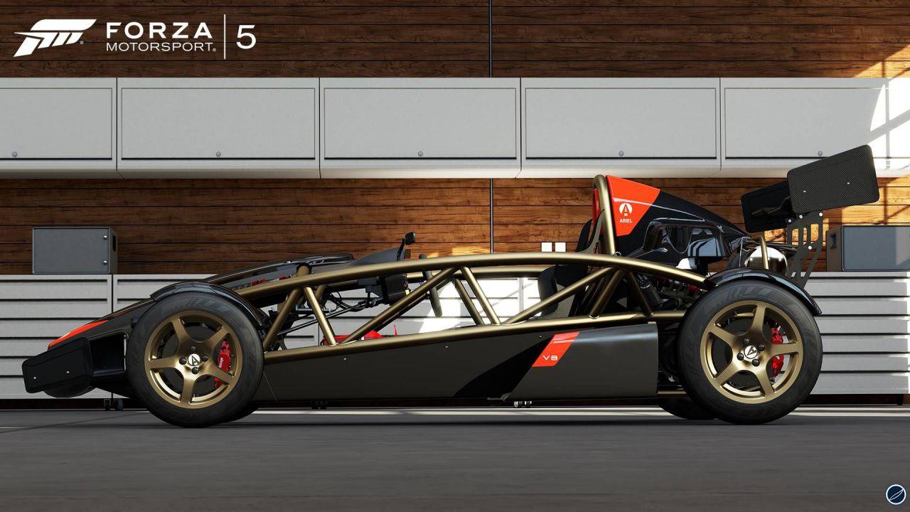 hands on Forza Motorsport 5