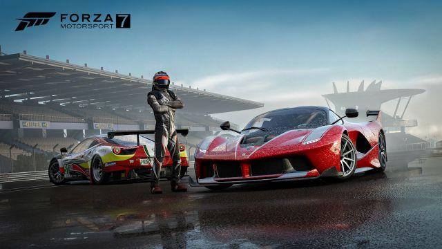 Forza Motorsport 7: provata la campagna su Xbox One X