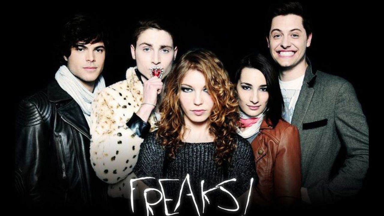 first look Freaks! - Stagione 1