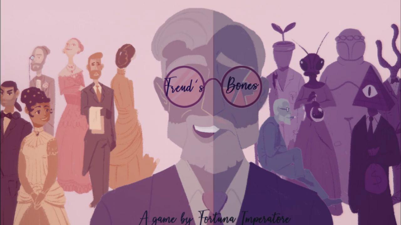 provato Freud's Bones: nella mente dello psicologo