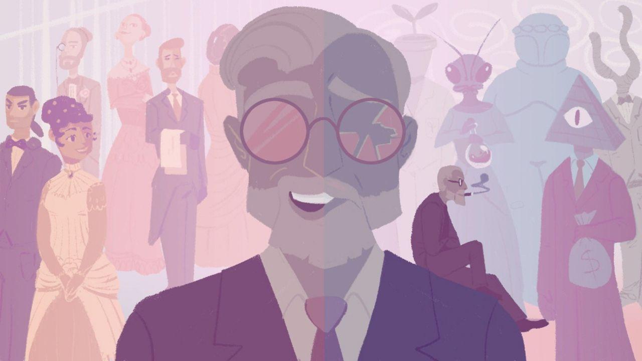 Freud's Bones The Game: la rinascita di Freud al Red Bull Indie Forge 2020
