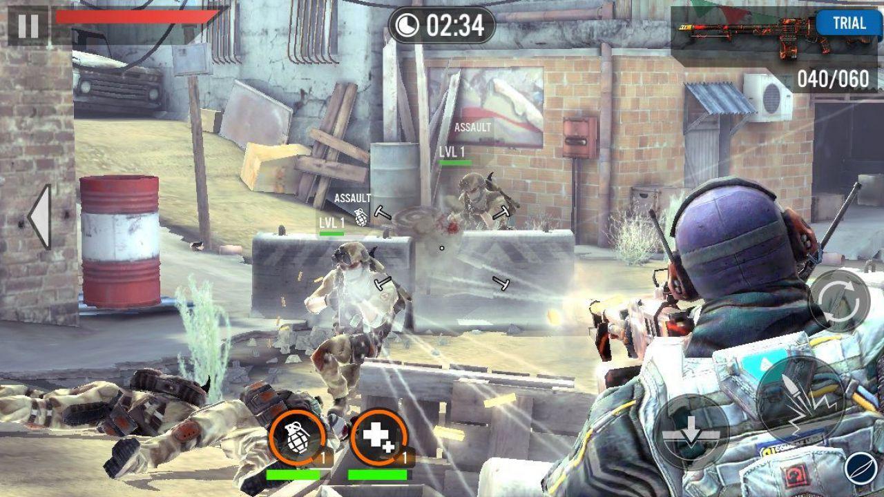 recensione Frontline Commando 2