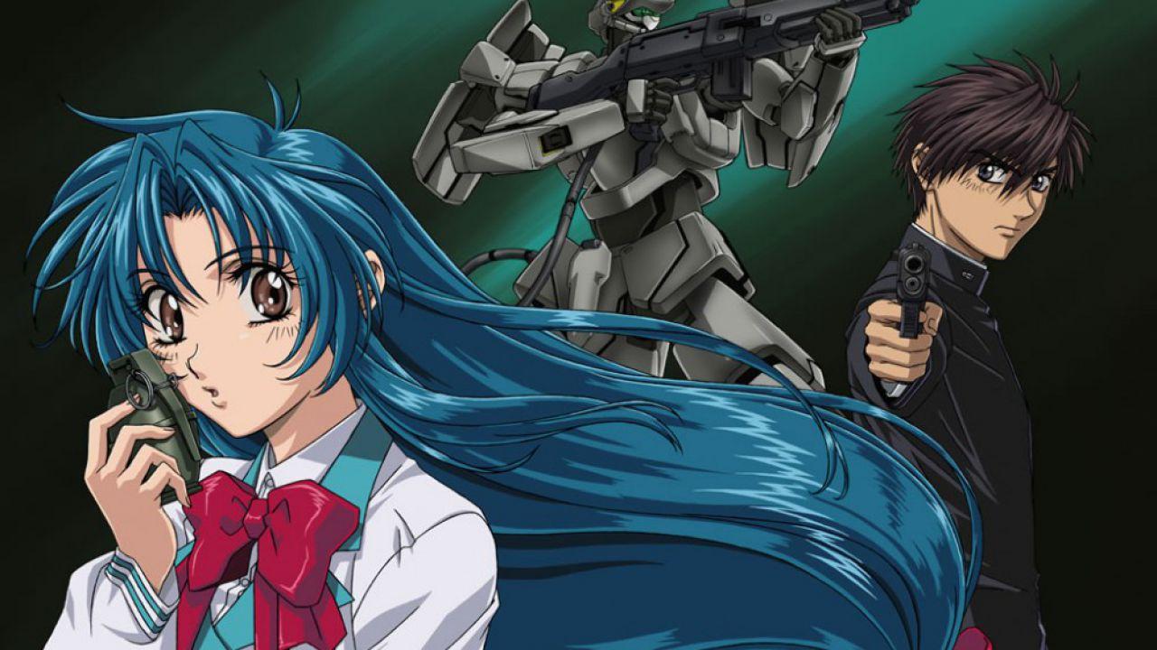 recensione Full Metal Panic: recensione della serie anime disponibile su Netflix