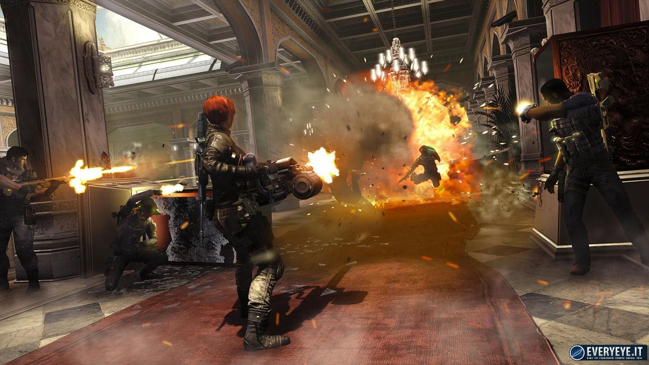 Fuse Xbox 360 Price : Hands on fuse  everyeye