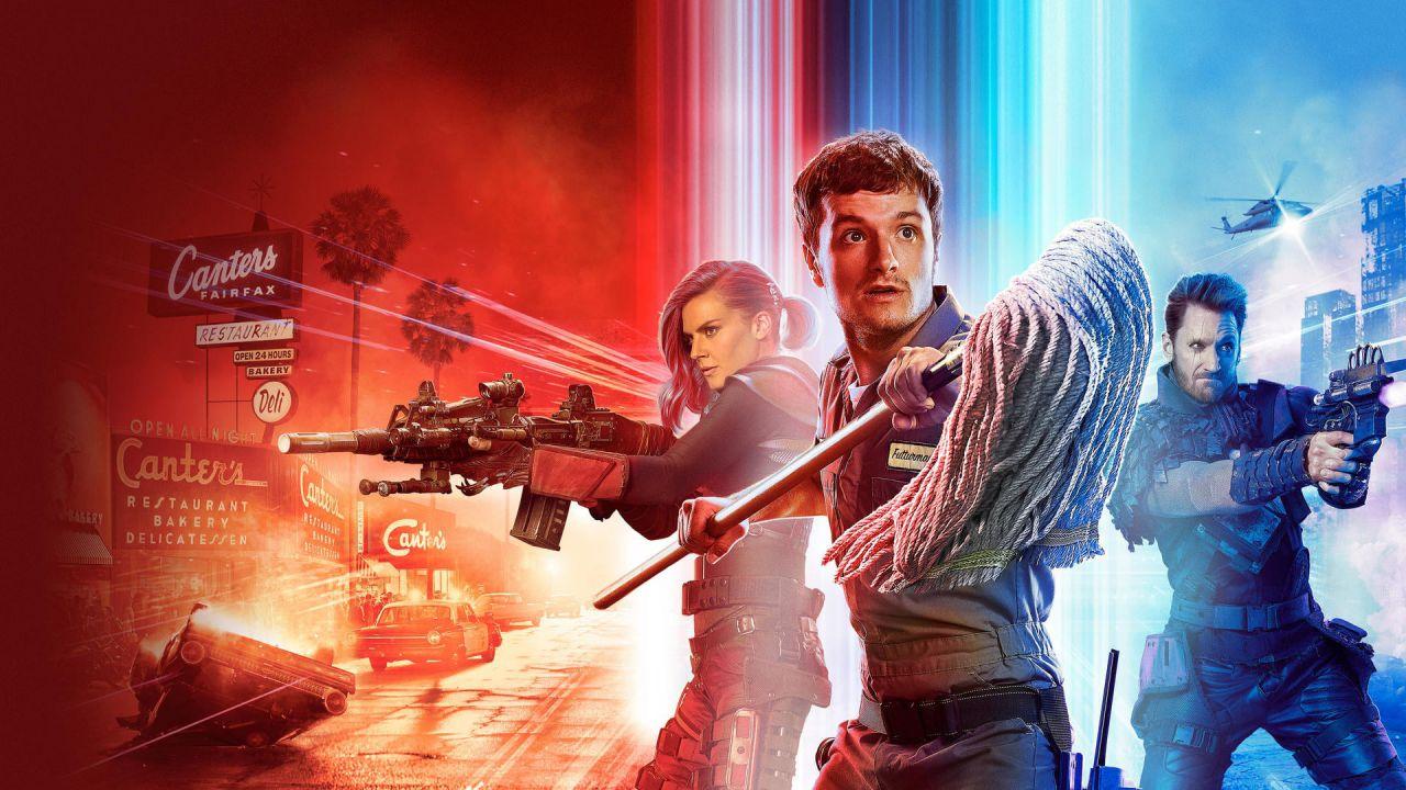 Future Man: recensione della serie disponibile su Prime Video